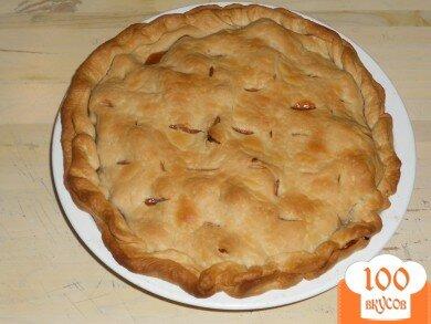 Фото рецепта: «Яблочный пирог»