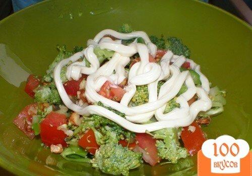 Фото рецепта: «Салат здоровье»