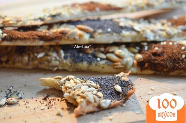 Фото рецепта: «Хлебцы по-французски»