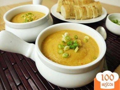 Фото рецепта: «Суп из цветной капусты»
