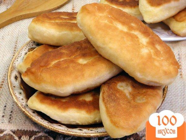Пирожки рецепты с пошаговым приготовлением фото