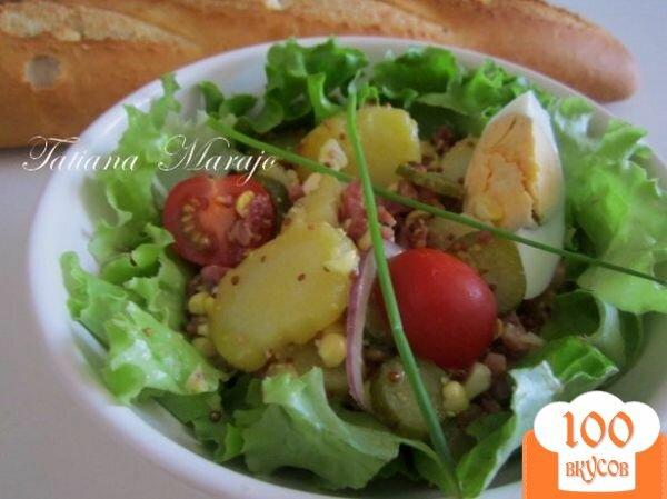 салат фермер рецепт с фото Виды термобелья2 Натуральные