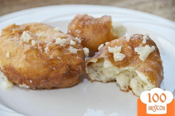 Пироги с картошкой жареные рецепт с пошагово в