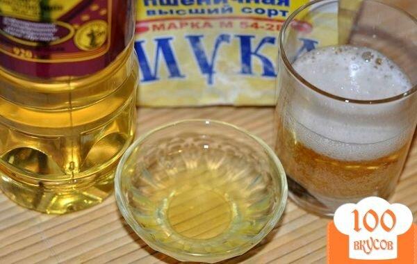 Кляр на пиве рецепты