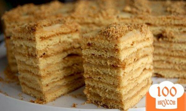 Рецепт торта идеал в домашних условиях пошагово