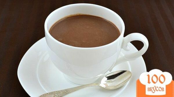 Горячий шоколад с нутеллой – кулинарный рецепт