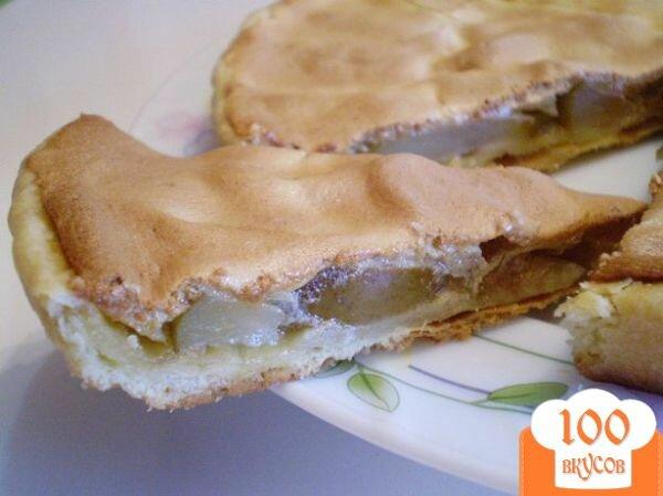 Песочное тесто рецепт для пирога с грушами с