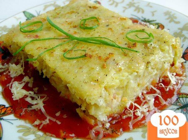 Запеканка капустная с сыром рецепт пошагово в