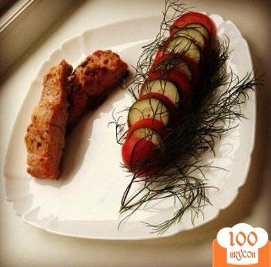 красная рыба рецепты в духовке кусочками
