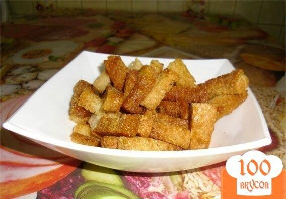 Приготовить сухари в домашних условиях