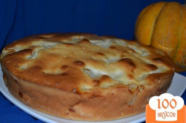 Пирог с дыней рецепт с фото пошагово
