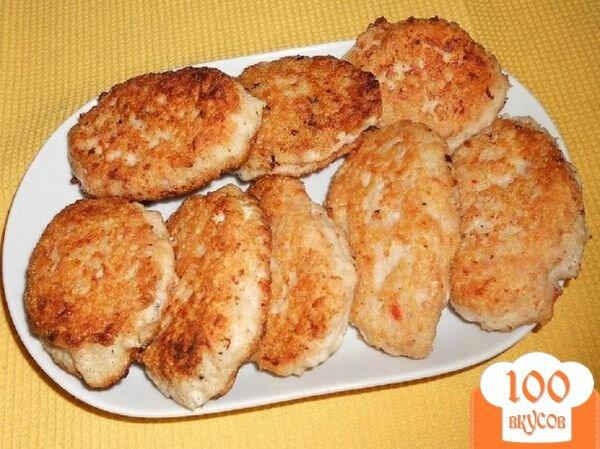 Куриные котлеты рецепт приготовления с пошаговый рецепт с