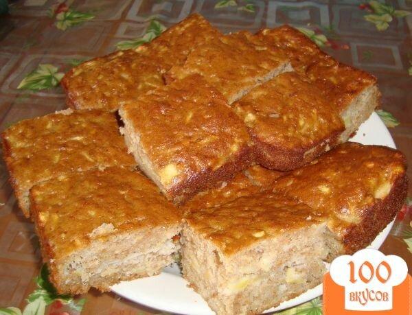 Пирог на кефире на скорую руку в духовке пошаговый рецепт с