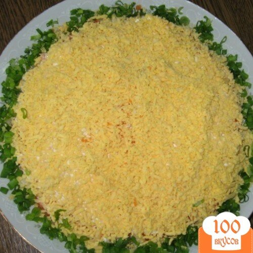 салат мимоза рецепт картофель морковь