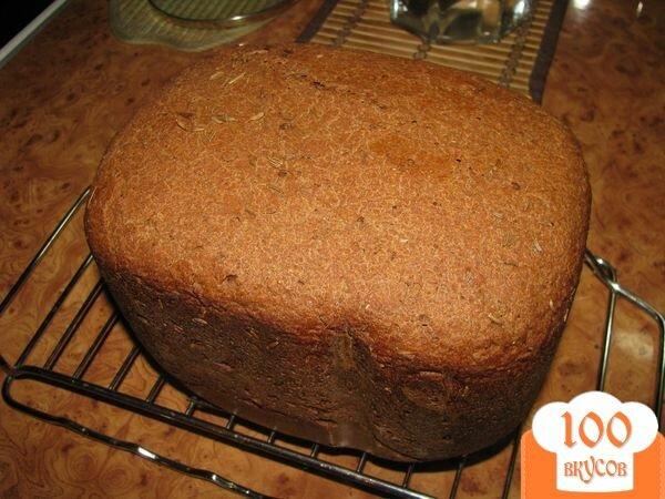 ржаной хлеб пошаговый рецепт с фото