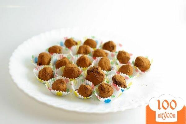 Конфеты трюфельные рецепт пошагово