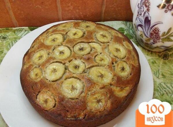 Кекс с бананами рецепт с пошагово в духовке