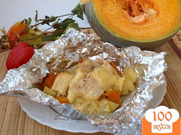 что приготовить на ужин из курицы рецепт с фото пошагово в духовке