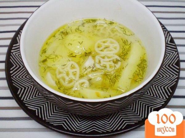Суп с макаронами в мультиварке рецепты с фото пошагово