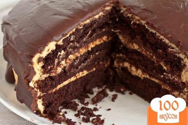 Влажный торт рецепт пошагово