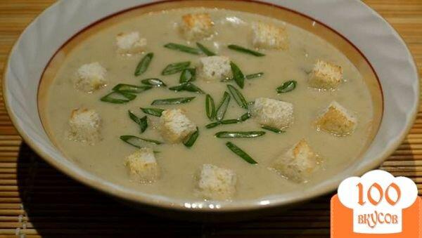 Грибной суп-пюре в мультиварке рецепты с фото