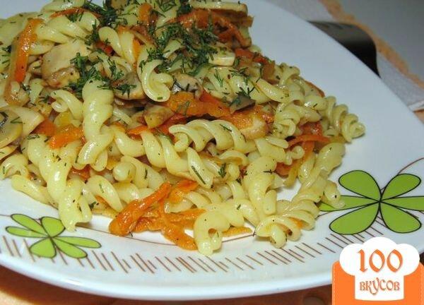 Блюда с макаронами рецепты с фото пошагово