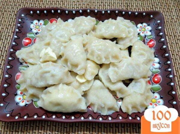 Рецепт вареников пошаговый рецепт с фото