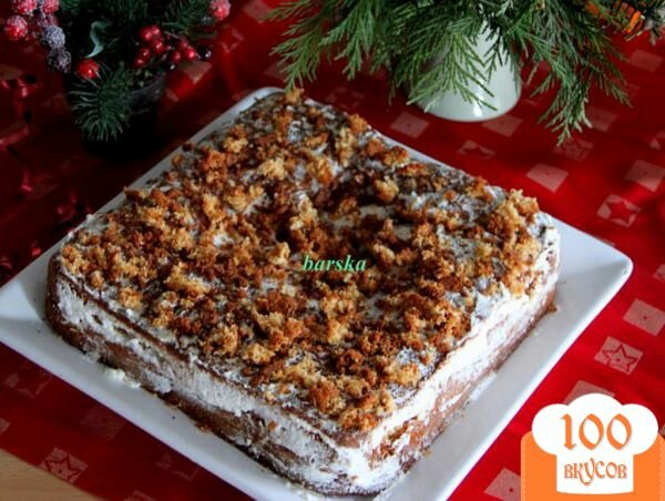 Пышный торт пошаговый рецепт с