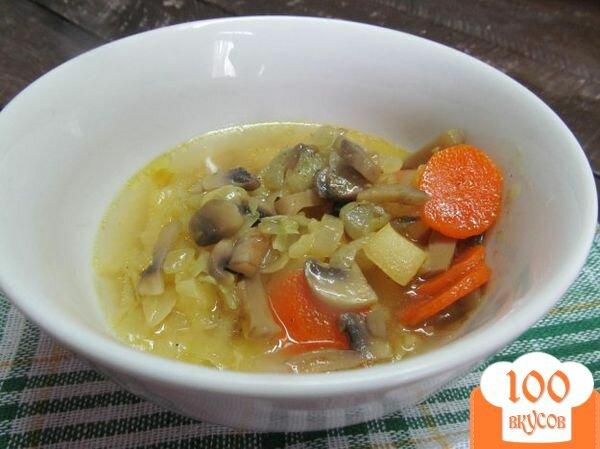 Суп в аэрогриле с пошагово