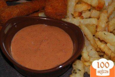 Соус для картофеля фри рецепт с пошагово