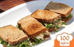 Фото рецепта: «Сэндвич с тунцом»