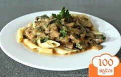 Фото рецепта: «Грибной соус»