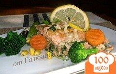 Фото рецепта: «Рулет из рыбы»