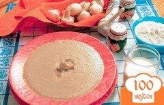 Фото рецепта: «Грибной суп-пюре»