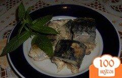 Фото рецепта: «Скумбрия с желе»