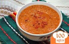 Фото рецепта: «Суп из красной чечевицы»