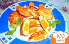 Фото рецепта: «Морковь в тесте»