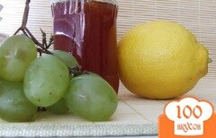 Фото рецепта: «Мармелад из лимонов и винограда»