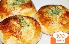 Фото рецепта: «Чесночные булочки»