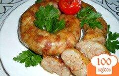 Фото рецепта: «Домашняя колбаса»