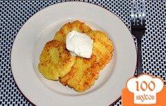 Фото рецепта: «Простые сырники»