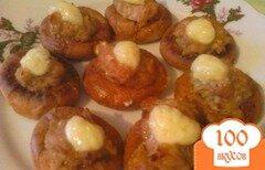 Фото рецепта: «Сушки с мясом»