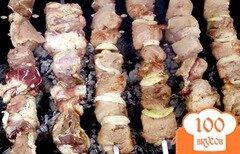 Фото рецепта: «Шашлык из свинины в пряном маринаде»