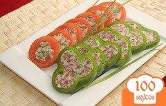 Фото рецепта: «Фаршированные овощи.»