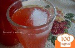 Фото рецепта: «Чайная настойка с апельсиновым соком»