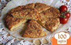 Фото рецепта: «Сконы или сырные лепешки»