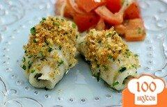 Фото рецепта: «Филе морского языка запеченное»