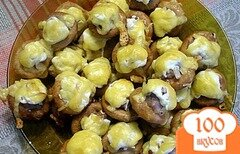 Фото рецепта: «Баранки с мясом»