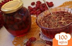 Фото рецепта: «Кизиловое варенье»