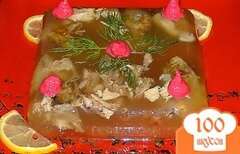 Фото рецепта: «Холодец из свинины»